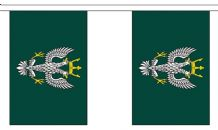 MERCIAN REGIMENT BUNTING - 3 METRES 10 FLAGS